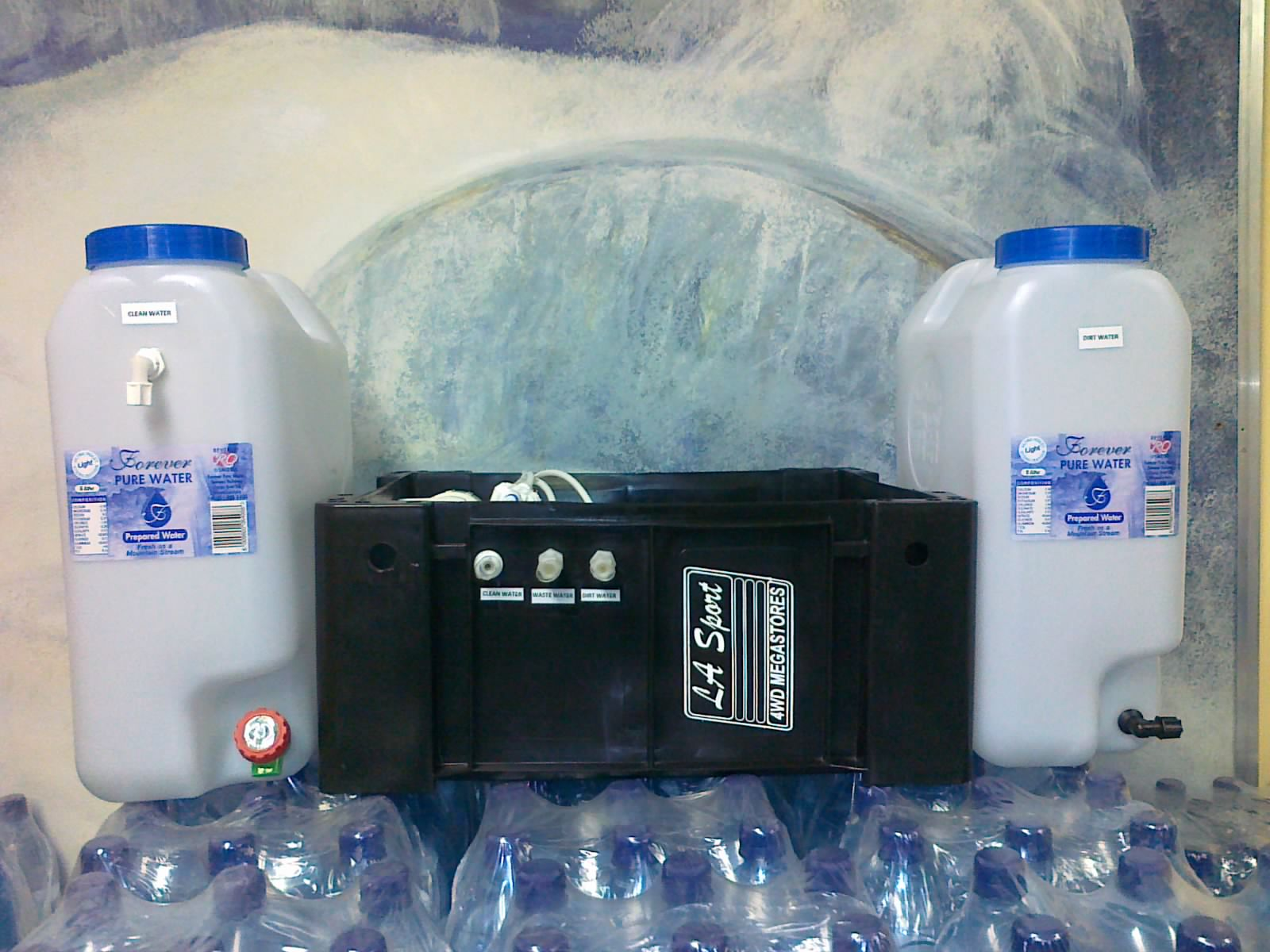 Reverse Osmosis Purification Systems Forever Pure Water