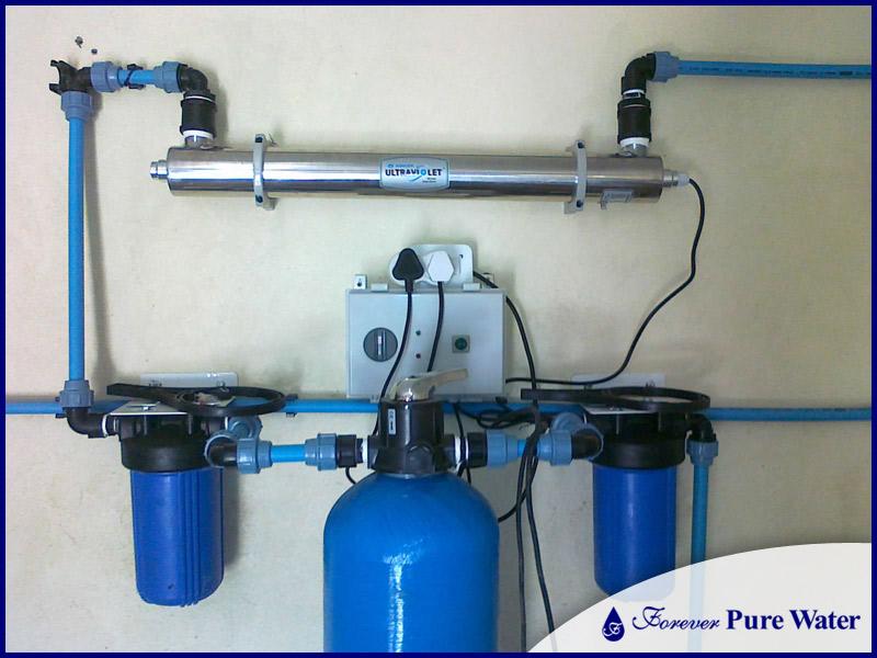 Uv Water Sterilizers Forever Pure Water Bloemfontein